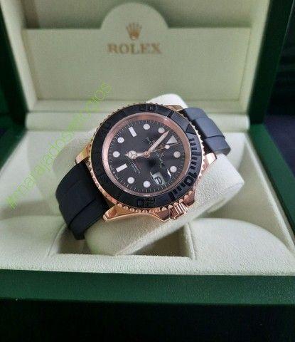 Rolex Yacht Master Gold Rose