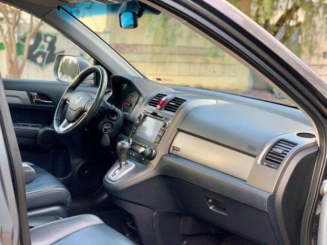 Honda CR-V Exl Awd 2011 - Única Dona - Foto 11