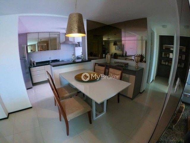 Apartamento à venda, 81 m² por R$ 539.444,90 - Engenheiro Luciano Cavalcante - Fortaleza/C - Foto 3