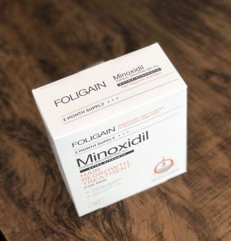 Caixa Minoxidil