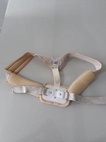 Protetor/ colete costas