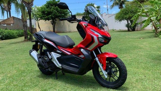 Honda ADV 150 Scooter Lançamento 2021 - Foto 4