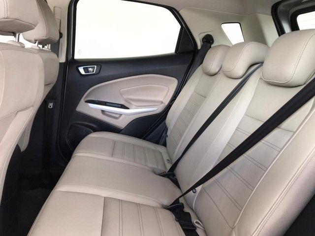 New Ecosport Titanium Flex -2018 Carro impecável !! - Foto 12