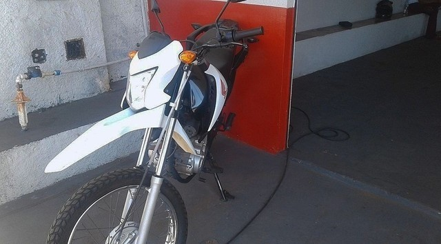 Honda NXR 160 parcelada