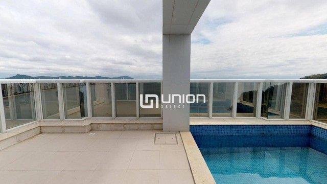 Cobertura Duplex frente mar à venda, 475 m² por R$ 21.445.000 - Centro - Balneário Cambori