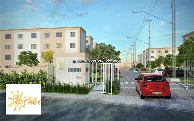 WR Vendo apartamento de 2 quartos perto da estação de Camaragibe