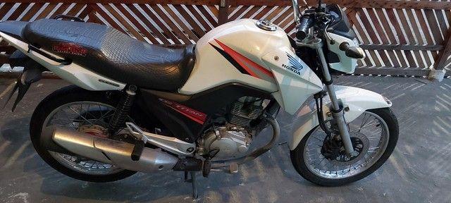 Honda/cg 150 titan ex, único dono - Foto 2