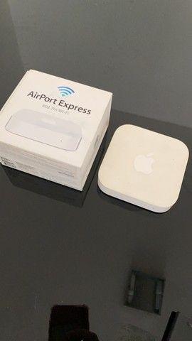 Air Port Apple original com todos acessórios