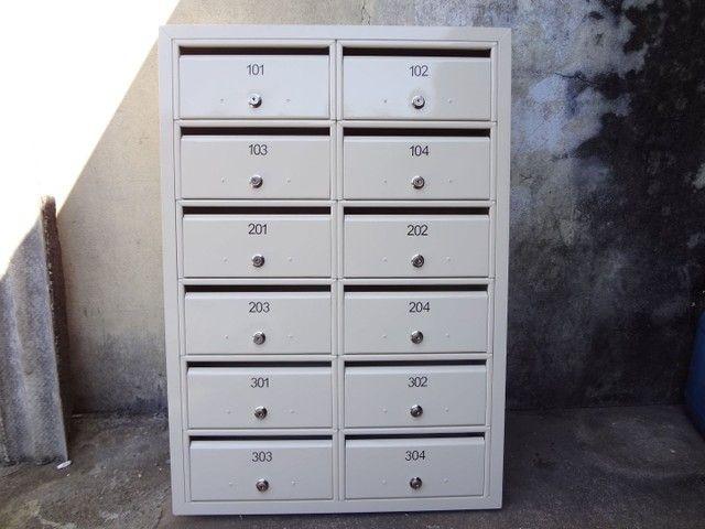 Caixa correio para condominio  - Foto 4