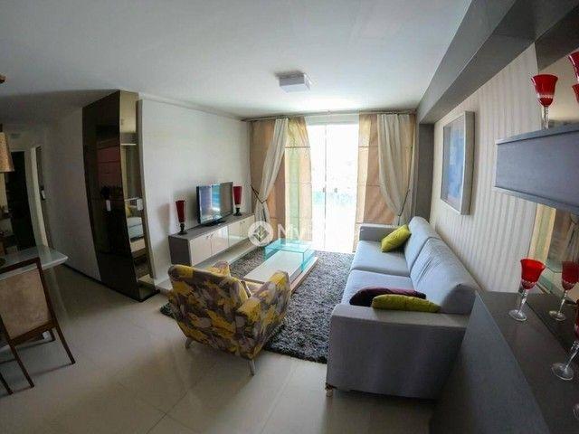 Apartamento à venda, 81 m² por R$ 539.444,90 - Engenheiro Luciano Cavalcante - Fortaleza/C - Foto 2