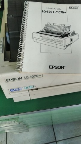 Impressora Matricial Epson 132 colunas - Foto 2