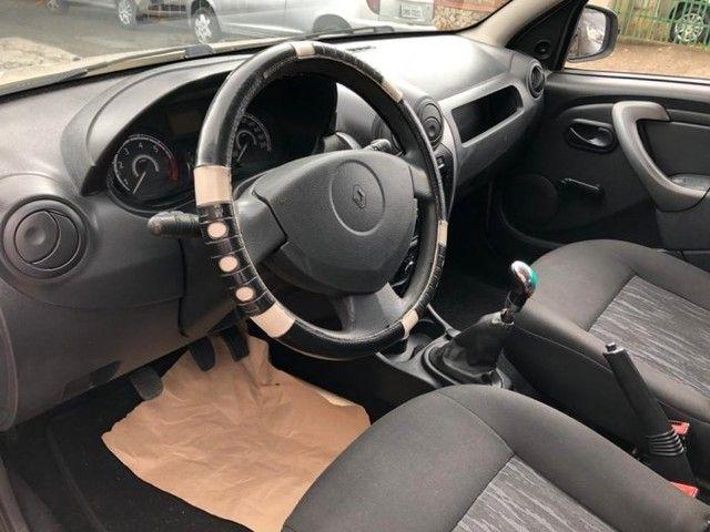 Renault sandero 2012 1.0 authentique 16v flex 4p manual - Foto 5