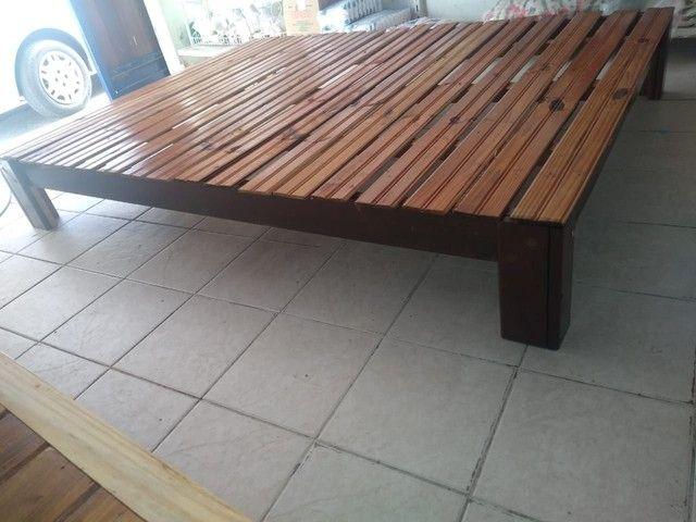 Palet e madeira rústicas  - Foto 3