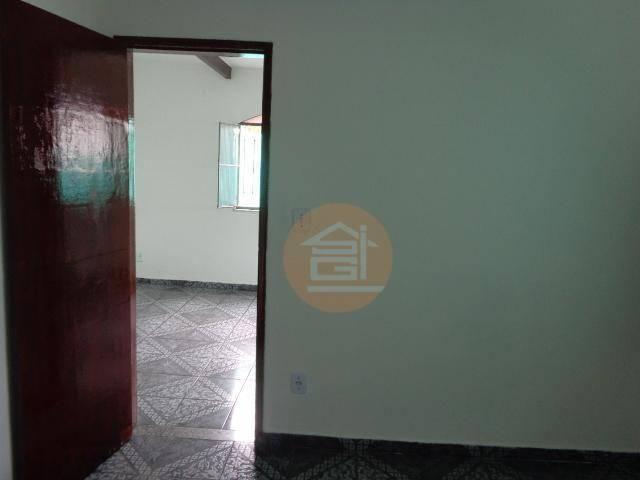 Casa em Nova Cidade - 02 Quartos - Quintal - Garagem - São Gonçalo - RJ. - Foto 10