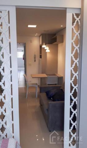 Apartamento para Locação em Curitiba, CENTRO, 1 dormitório, 1 banheiro, 1 vaga - Foto 14
