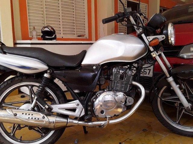 SUZUKI YES 125CC R$3.700