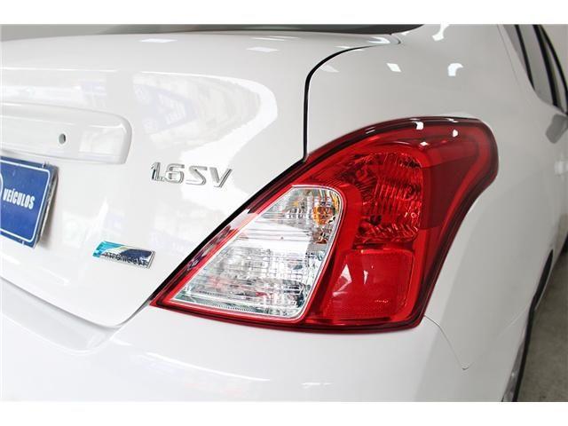 Nissan Versa XTronic SV 1.6 16v Flex - Foto 18