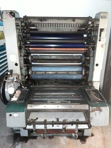 Vendo Gráfica Completa ou máquinas separadas de seu interesse.