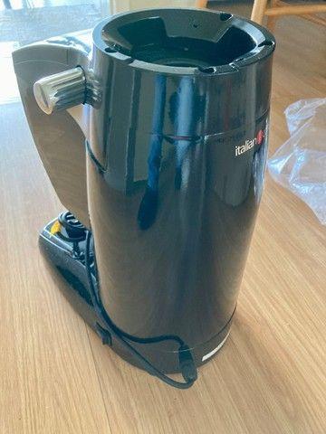 Maquina de café magestic e moinho ck a8 Italian Coffee  - Foto 5