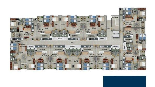 Últimas Unidades na Principal do Geisel com 2 Quartos sendo 1 Suíte, Lazer e Elevador - Foto 7