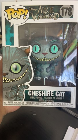 F unko Pop! Disney Alice In Wonderland: Cheshire Cat #178 - Foto 2