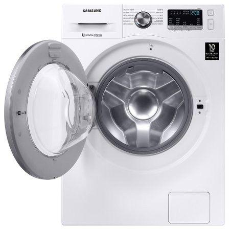 Máquina Lava 11kg e Seca 7kg Samsung, Motor Digital Inverter, Branca, 220 V- WD11M44733W - Foto 2