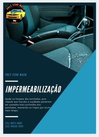 Estética Automotiva POLY Star Wash atendimento agendado em Iguaba Grande