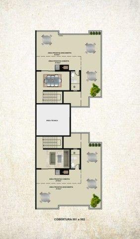 Recanto da Mata - Cobertura de 150 m² com 3 quartos elevador e duas vagas