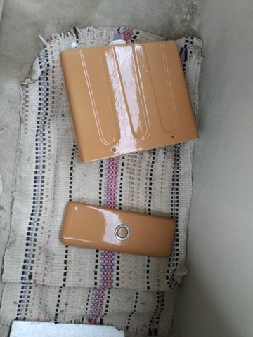 Pia e descarga - Louça banheiro- Conjunto de louça, Pia e descarga - Foto 3
