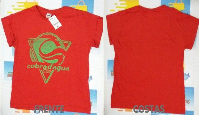 Camisas Masculinas em Algodão - Adulto - Foto 5
