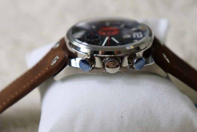 Relogio Modelo com pulseira Personalizada - ja é Vedado - Detalhes incríveis!  - Foto 2