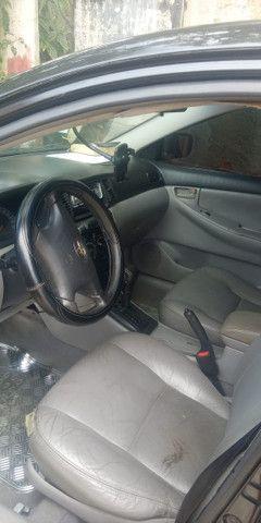 Corolla Toyota 2005 xei automatico - Foto 4