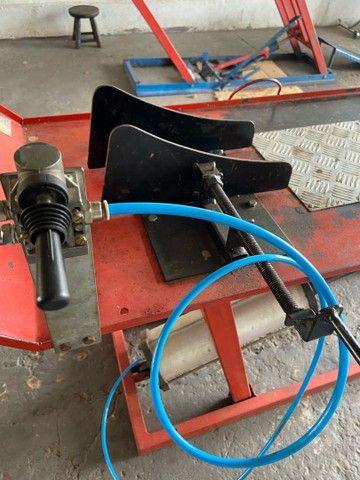 Elevador/Rampa de Motos Ar - Foto 4