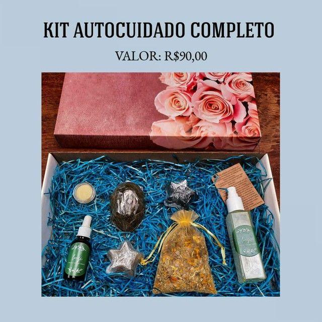 Kit Produtos Naturais Dia das Mães
