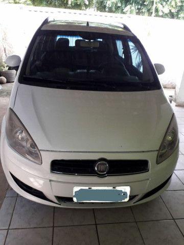 Fiat Idea 1.4 attractive completo  flex gnv 2012  - Foto 4
