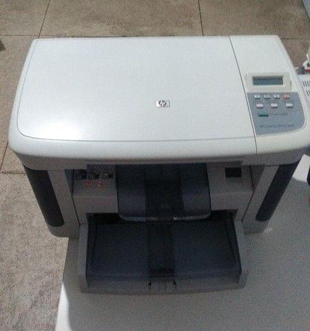 Impressora Multifuncional HP LaserJet m1120 - Foto 3