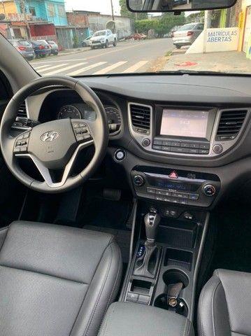 ? Hyundai Tucson GLS 1.6 Turbo Ano 19/20 - Foto 9
