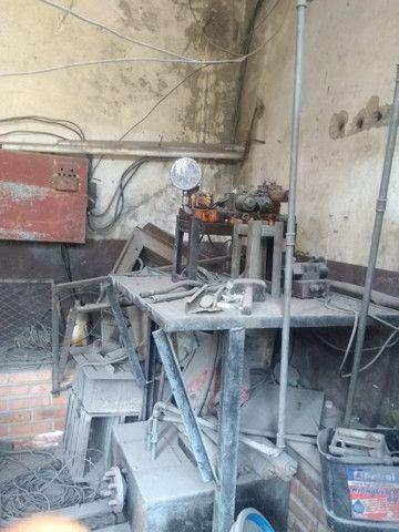 Máquina para produção de blocos para construção civil - Foto 6