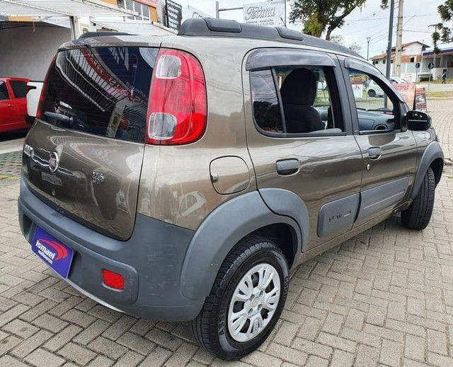 Fiat UNO WAY 1.0 8V FLEX 4P MEC. - Foto 4