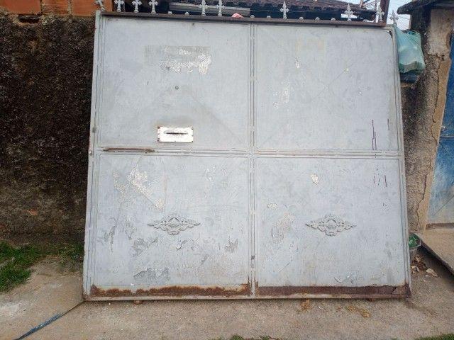 Vendo portão 2,80x 1,80 $350,00 - Foto 2