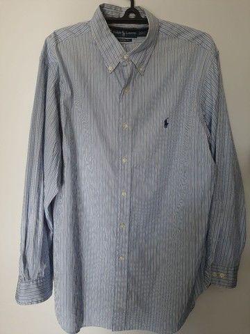Camisas - Calças - Cintos - Blazer e Palitos. - Foto 6