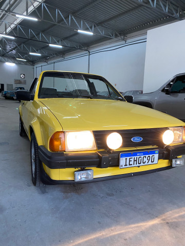 Coleção de Veiculos antigos Opala , Ranger , Mazda, XR3 , Uno 1.6r, Mercedes 280ce - Foto 3