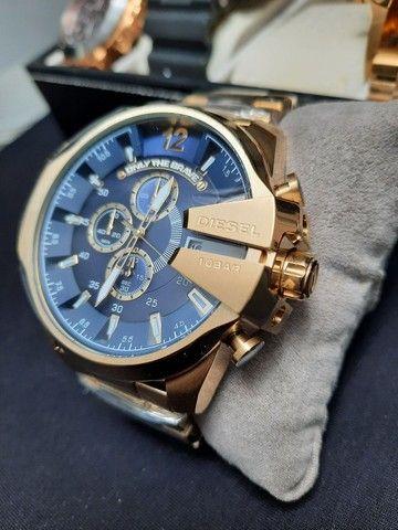 Relógio Premium diesel 10b