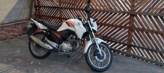 Honda/cg 150 titan ex, único dono - Foto 6