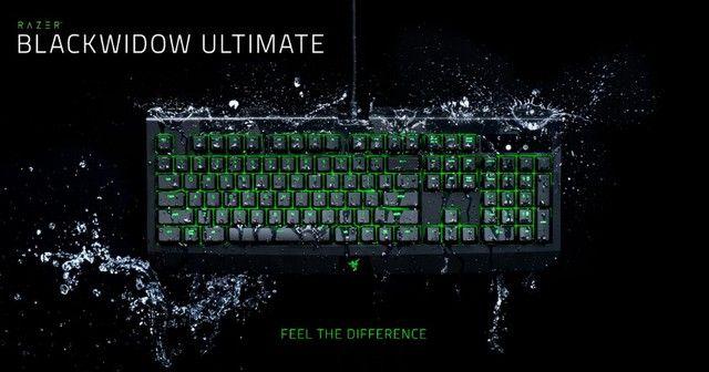 Razer teclado gamer mecanico Razer blacwindow ultimate stealth 2016 edition
