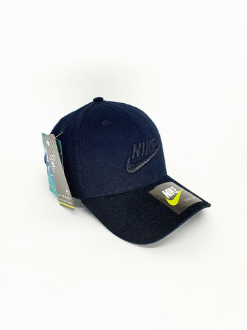 Boné Nike All Black Strapback Unissex - Foto 2