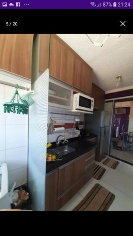 OPORTUNIDADE ÚNICA! Apartamento em condomínio fechado no Campos Eliseos  - Foto 4