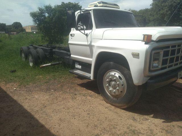 Ford 11000 truck  - Foto 2