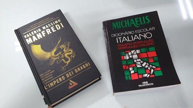 super coleção livros importados Itália - novos - imperdível   - Foto 5