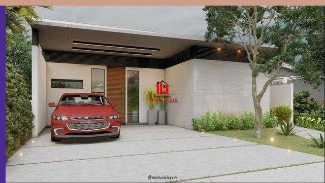 Condomínio residencial Passaredo Ponta Negra Casa térrea com 3 Su - Foto 5
